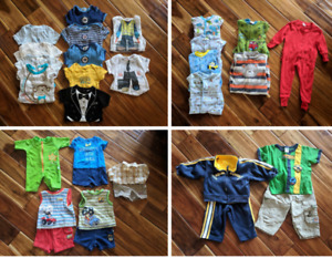 Boys 6 month summer/fall clothing