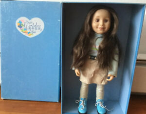 Maplelea Doll and accessories
