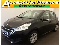 Peugeot 208 1.2 VTi ( 82bhp ) 2012MY Access+ FROM £22 PER WEEK