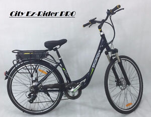 New 2016 E-bike /w Integrated Battery & Lights ~ Summer Special!