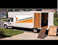 We are rated 5star Professional Movers (Estate Movers)