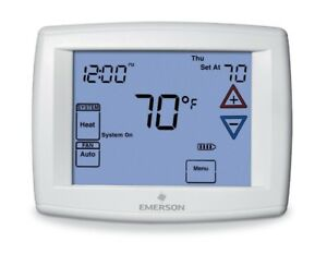 Emerson Programmable thermostat