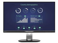 Philips 25 Brilliance LCD Monitor with USB-C dock Resolution 2560 x 1440