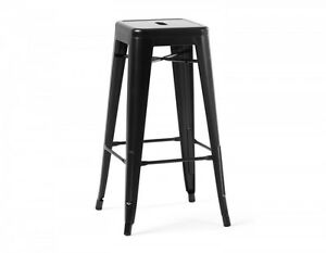 Tolix Style Industrial Bar Stool Counter Barstool Restaurant