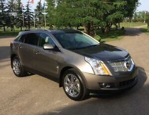 2012 Cadillac SRX4 premium ,USED NEVER ABUSED !!!