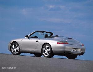 LOOKING FOR: 2002 2003 2004 Porsche 911 Convertible 996