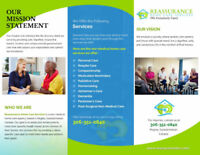 Home Care services-Reassurance Home Care Services