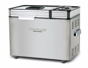 Cuisinart CBK-200 2lb Convection Automatic Bread Maker Stainless