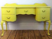 Vintage French Provincial Dresser Sideboard Cabinet restored! Macleod Banyule Area Preview