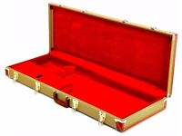 Brand New Tweed Guitar Case for Stratocaster / Telecaster type Guitar