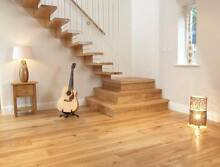 OAK TIMBER FLOORING SOLID AND ENGINEERED NATURAL LIMED STAINED Castle Hill The Hills District Preview