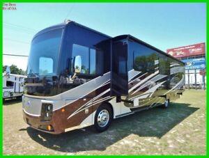 2018 Holiday Rambler Endeavor XE 38K New Motorhome Class A Diesel Pusher Coach