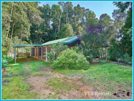 Luxurious Rainforest Pole Home For Rent