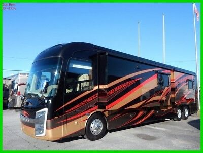 2016 Entegra Coach Anthem 44L Used Motorhome Class A Diesel Pusher Coach Tag