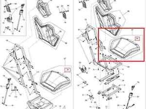 CAN-AM COMMANDER / MAVERICK SEAT COVER 708001103