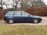 Audi A6 1.9 SE Diesel Avant Estate Car 2004 (130PS) 5 door