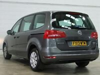 Rent PCO licenced MPV, 7-seater, seven seater, Sharan, Uber ready, £230/week inc. insurance