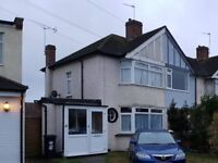 3-bed end terrace house to rent in TW13