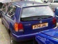 1999 VW POLO 1.4 CL BREAKING FOR PARTS