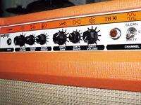 Orange TH30 Combo (tube valve) Guitar Amp