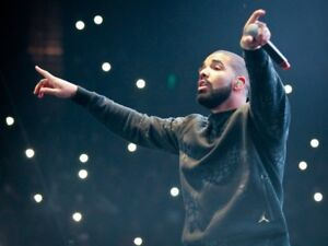 DRAKE  TICKETS  2 - SEP 5th RED LEVEL 500$ SOLD OUT EVENT