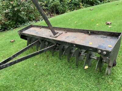 40inch Curved Spike Aerator