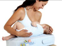 My breast friend breastfeeding pillow support
