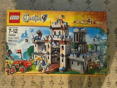 Lego Castle 70404 King's Castle Retired
