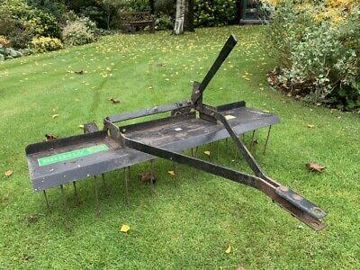 Brinley 40 Lawn scarifier