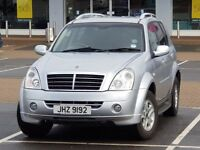 *7 SEATER* Rexton II 2.7 SX AWD same as Mercedes ML 270 M Class 4x4 Jeep land cruiser BMW X5 Shogun