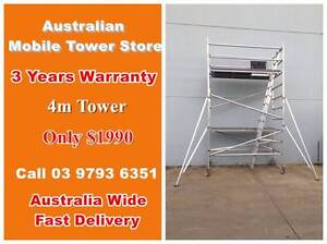 NEW Aluminium Scaffold tower for sale Dandenong South Greater Dandenong Preview