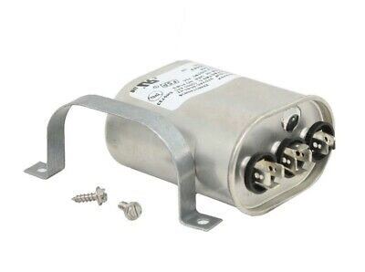 Whirlpool Room Air Conditioner, Dual-Motor Run Capacitor, OEM: 4388200, NEW