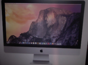 27 inch iMac with Retina Display--BEST OFFER--