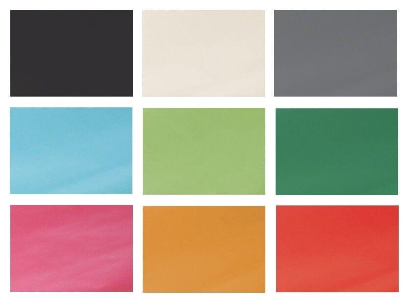 3 x Rollen Geschenkpapier Geschenkverpackung 3m x 70cm Papier 70q/m² Farbauswahl