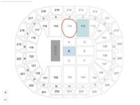 2 x Hollywood Vampires Tickets for Manchester Arena 17 June - Lower tier Seats