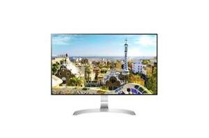 "LG 27MP89HM-S 27"" LED LCD Monitor - 5 ms, Speakers - HDMI - VGA (Factory refurbished)"