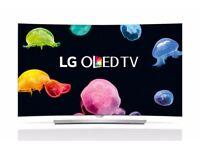 lg 55eg960v OLED screen. smart 3d. 4k uhd. wifi build in
