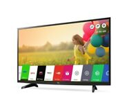 "(Perfect As New) LG 49"" 49LH570 SMART TV LED FULL HD / WiFi / Netflix / iPlayer / Freeview HD"