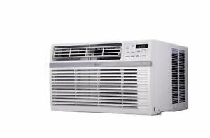 Climatiseur de fenêtre de 10 000 BTU LG ( LW1016ER )