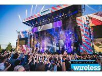 Wireless Festival - 2 x Friday tickets