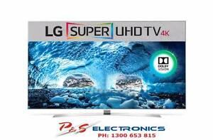 """LG 65UH950T 65"""" 4K Super UHD HDR Smart 3D LED LCD TV Sydney City Inner Sydney Preview"""