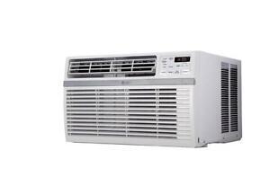 Air Climatisé de fenêtre de 12 000 BTU LG ( LW1216ER )