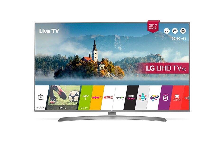 "43"" LG Smart, 4K, UHD TV 43UJ670V"