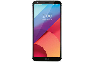 LG VS988 G6 32GB Black Verizon Smartphone