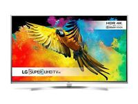 LG 49 Smart 4K UHD HDR PRO LED TV-49UH770V, Wifi, BLUETOOTH,FreeviewHD,
