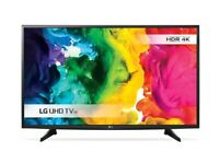"""43"""" LG SMART WIFI 4K ULTRA HD HDR LED TV CAN POSSIBLY DELIVER"""