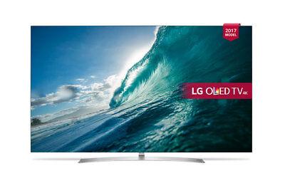 "LG OLED65B7V 65"" Ultra 4K OLED Smart TV Wifi WebOS Freeview/Freesat MINOR FAULT"