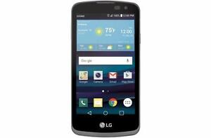 UNLOCKED New LG K4 Compatible with Chatr Cityfone Fido Rogers Bell Zoomer Virgin Mobile