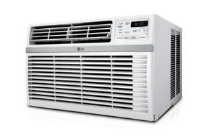 LG/ FRIGIDAIRE / DANBY WINDOW AIR CONDITIONERS 6000/8000/10000 /12000/15000/18000 BTU 3/4 IN 1 SALE FROM $139.99 NO TAX