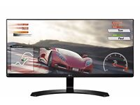 "29"" Class 21:9 UltraWide® Full HD IPS LED Monitor 2560x1080 pix"